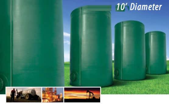 Large Above Ground Storage Tanks