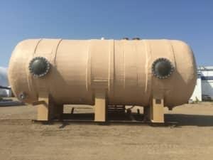 Wash Water Storage