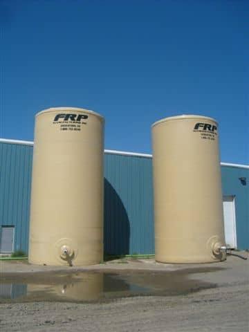 1000 BBL Oil Tank