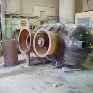 Dual Wall Tank