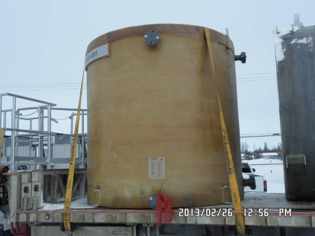 Sodium Nitrate Tank