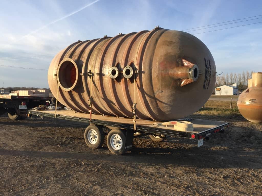 B5000 Spray Park Tank
