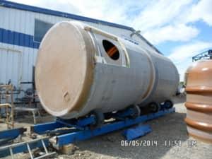 Fire Suppression Storage