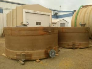 AGW2000-L Above Ground Rainwater Collection Tanks