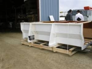 Conveyor Trough