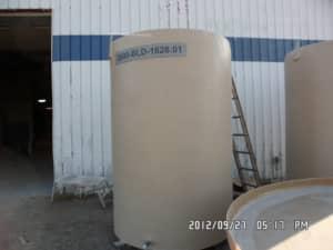 Above Ground Potable Water Tank