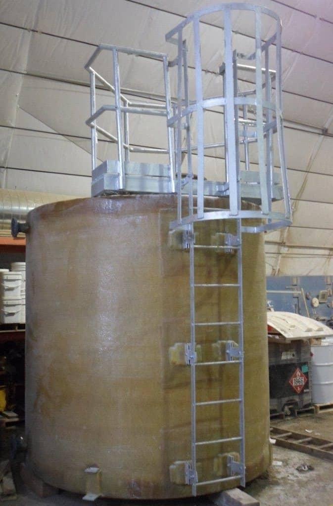Utility Water Tank