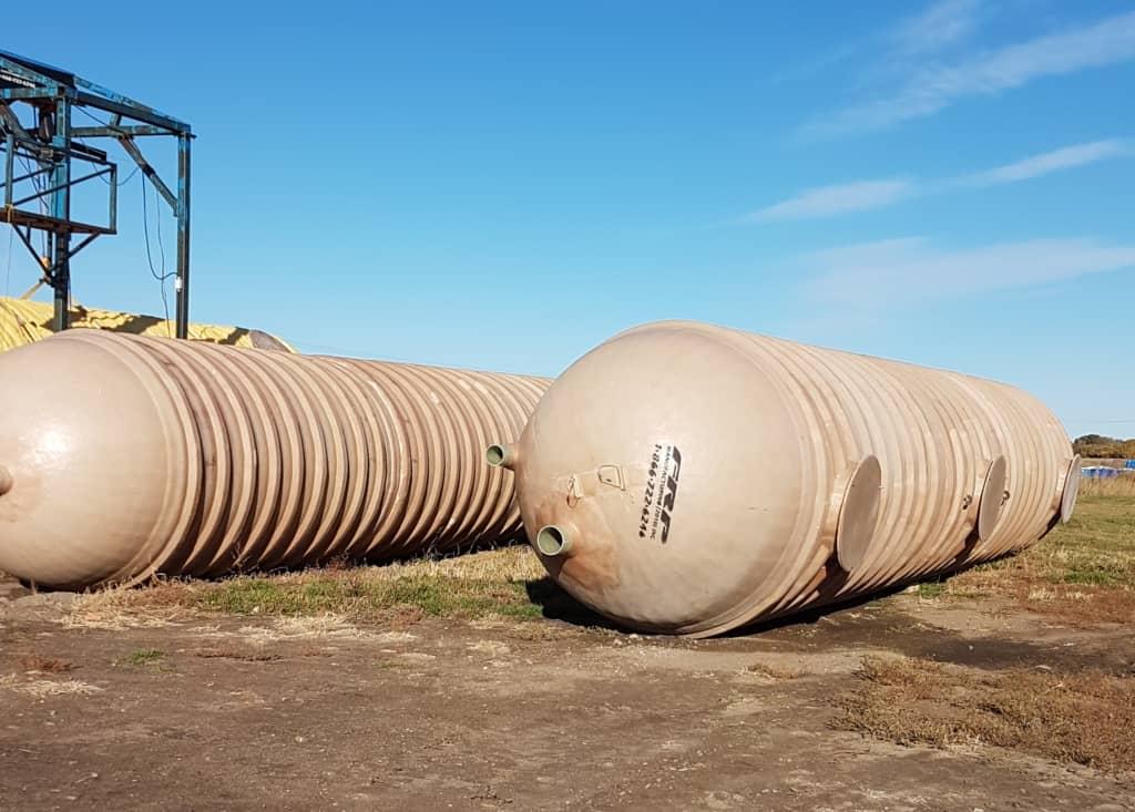 B10000 – Rural School Potable Water Tank