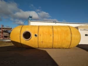 B7000 Sewage Holding Tank