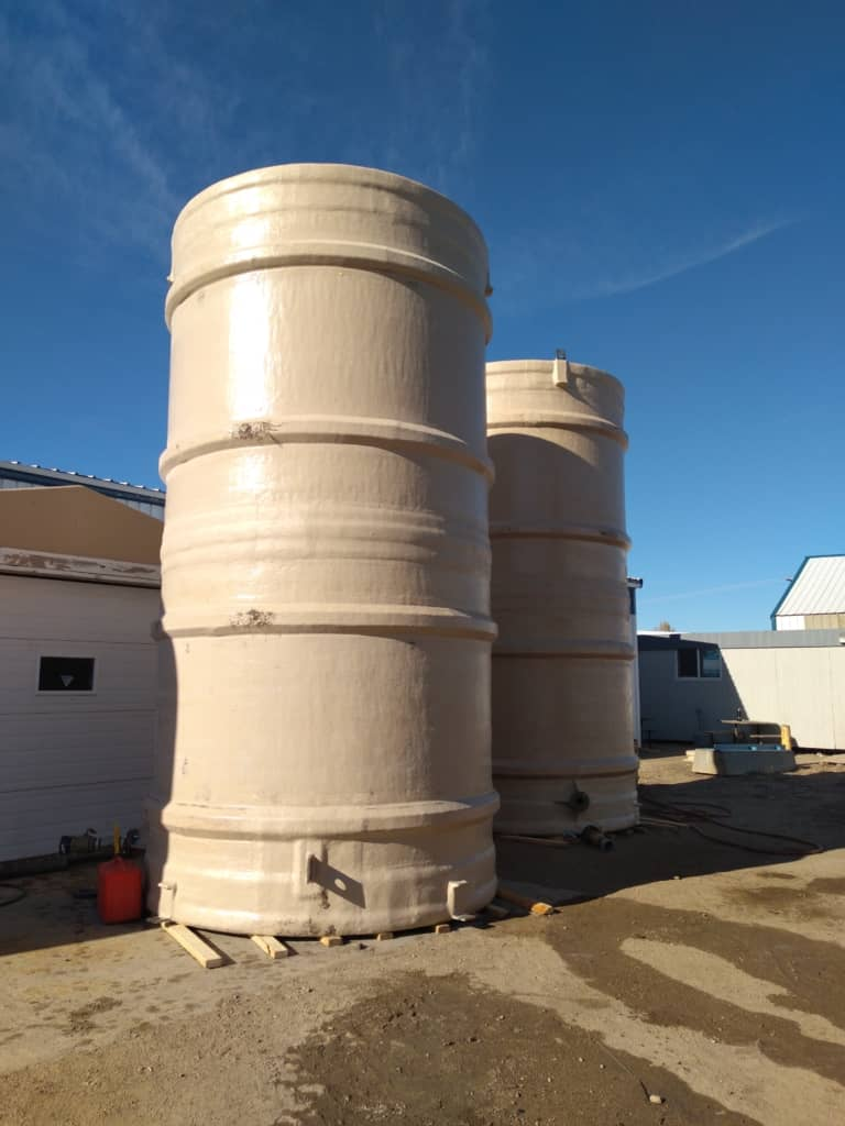 Cannabis Fertigation Tanks